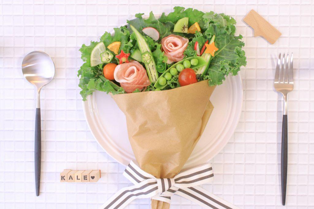野菜 ブーケ